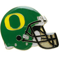 Oregon Helmet Pin