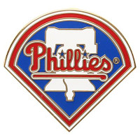 Philadelphia Phillies Logo Pin