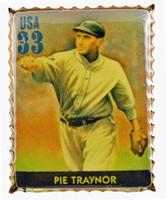 Pie Traynor Stamp Pin