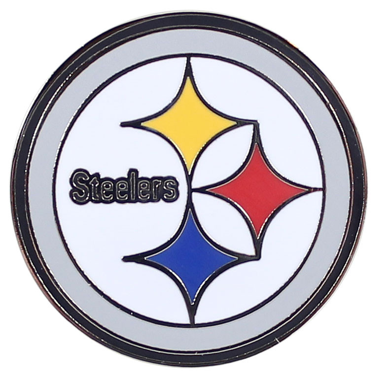 pittsburgh steelers logo pin rh classicpins com  pittsburgh steelers emblem images
