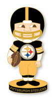 Pittsburgh Steelers Bobble Head Pin