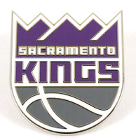 Sacramento Kings Logo Pin