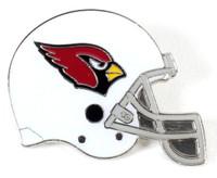 Arizona Cardinals Helmet Pin