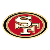 San Francisco 49ers Logo Pin