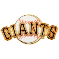 San Francisco Giants Logo Pin