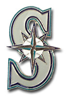 Seattle Mariners Logo Pin