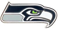 Seattle Seahawks Logo Pin