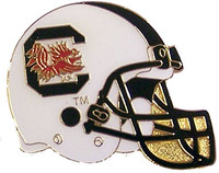 South Carolina Helmet Pin