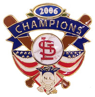 St. Louis Cardinals National League Champs Pin #1