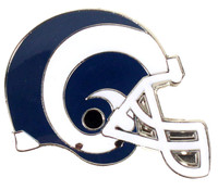 Los Angeles Rams Helmet Pin
