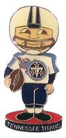 Tennessee Titans Bobbing Head Pin