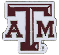 Texas A&M Logo Pin