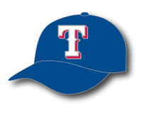 Texas Rangers Hat Pin