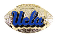 UCLA Sculptured Football Pin