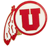 University of Utah Logo Pin
