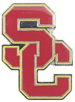 USC Trojans Logo Pin