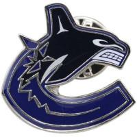 Vancouver Canucks Logo Pin