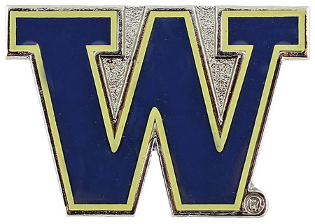 Washington Huskies Logo Pin