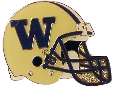 Washington Helmet Pin