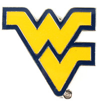 West Virginia Logo Pin