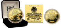 24KT Gold BCS Championship Commemorative Game Coin - Limited 5,000