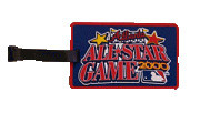 All-Star Game 2000 Luggage/Golf Tag