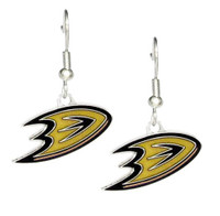 Anaheim Ducks Earrings