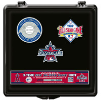 Angels 3-Time MLB All-Star Game Host Pin Set - Limited 5,000