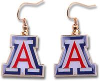 Arizona College Logo Earrings