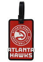 Atlanta Hawks Luggage Bag Tag