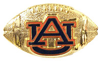 Auburn Football Pin