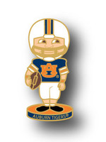 Auburn Football Bobble Head Pin