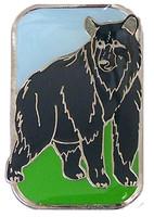Bear Brass Magnet