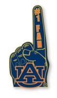 Auburn #1 Fan Pin