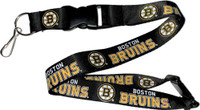 Boston Bruins Lanyard