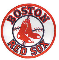 Boston Red Sox Embroidered Emblem Patch