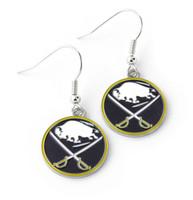 Buffalo Sabres Earrings