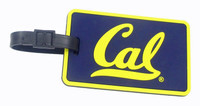 Cal Berkeley School Luggage Tag