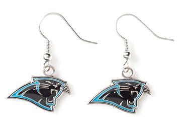 Carolina Panthers Earrings