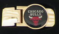Chicago Bulls Money Clip