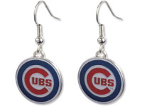 Chicago Cubs Earrings