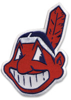 Cleveland Indians Embroidered Emblem Patch