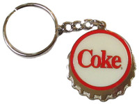 Coca-Cola Bottle Cap Key Chain