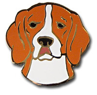 Beagle Lapel Pin