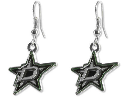 Dallas Stars Earrings