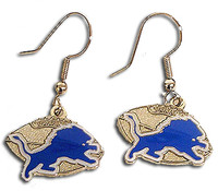 Detroit Lions Earrings