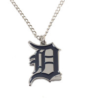 Detroit Tigers Logo Necklace