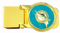 Florida Marlins Money Clip