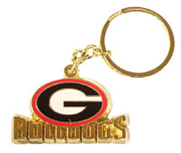 Georgia Key Chain