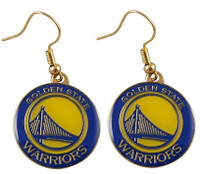 Golden State Warriors Earrings